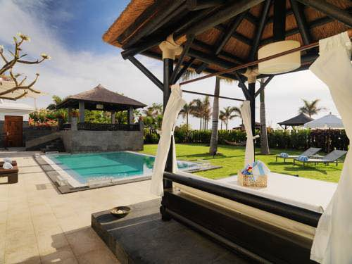 Villa con piscina privada climatizada en Red Level at Gran Melia Tenerife - Adults Only