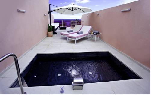 Suites con piscina en Sir Anthony Hotel